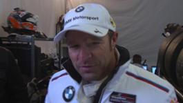 Interview Bill Auberlen. American BMW race car driver