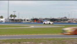 24h Daytona 2017.Driving scenes