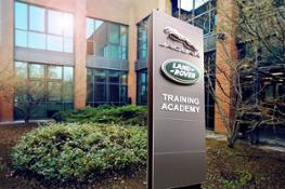 JLR Training Academy image