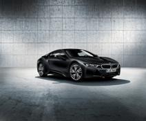 BMW i8 Frozen Black Edition