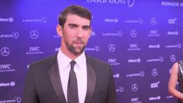 Interview Michael Phelps