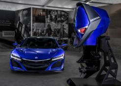 Honda Marine Design Concept Acura NSX 2017