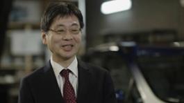 B Roll interview with Tetsuya Iijima GM Autonomous Drive Development