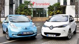 426183791 Renault Nissan Alliance and Transdev to jointly develop driverless vehicle