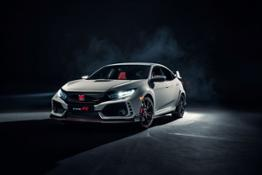 104634 2017 Civic Type R