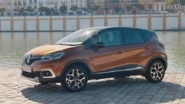 New Renault Captur - B-Roll Press