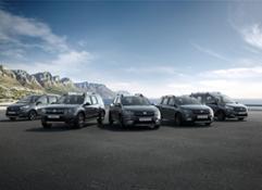 Dacia Limited Edition Range & Gamme Série Limitée © MAGROUND, PRODIGIOUS 3D