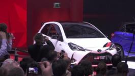 PREMIERE 31 TOYOTA YARIS GRMN-HD TV MP4