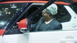 IV Dr Mahmood Geneva Motor Show 2017