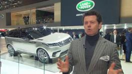 IV Gerry Mcgovern Chief Design Officer JLR Geneva Motor Show 2017