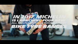 Lancement VTT Michelin