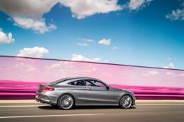 Mercedes-Benz Classe C Coupe (8)