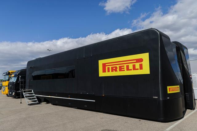 Pirelli in MotorLand