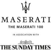 10339 Sunday Times x Maserati 100 logo Portrait