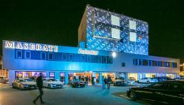 1 - Maserati - apertura concessionaria Autostar 24 marzo  esterno concessionaria