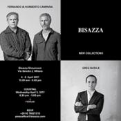 BISAZZA SAVE THE DATE COCKTAIL 5 APRIL 2017 Press