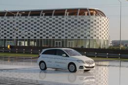 Mercedes-Benz Classe B Electric Drive Tour (151)