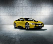 Photo Set - The new BMW i8 Protonic Frozen Yellow Edition.