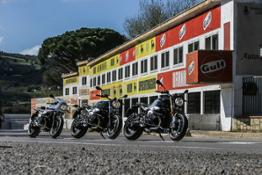 Nuova gamma Heritage BMW Motorrad