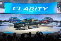 Honda Clarity NYIAS 2017 004