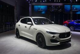 4 - Maserati al Shanghai Auto Show 2017 - Levante
