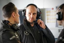 Mercedes AMG DTM 2017 Pim de Wit 3