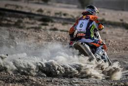 Matthias Walkner KTM 450 RALLY Qatar 2017-2