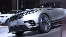 GVs Jaguar Land Rover Stand
