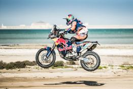Antoine Meo KTM 450 RALLY Qatar 2017