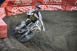 Dean Wilson finished 10th in Seatlle