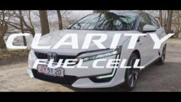 Honda Clarity Fuel Cell Features
