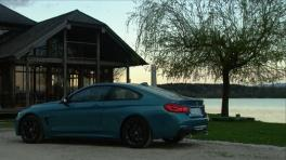 BMW 440i Coupé. Exterior Design