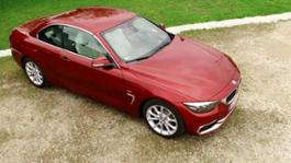 BMW 430i Convertible. Exterieur Design