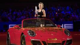 299347 laura siegemund porsche team germany porsche tennis grand prix final stuttgart 2017 porsche ag