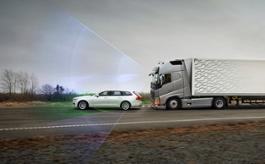 Collision warning with emergency brake main
