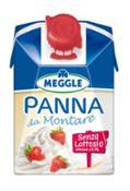 MEGGLE panna montare senza lattosio 200 ml definitiva