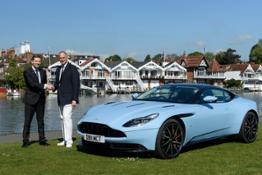 Aston Martin Henley Regatta