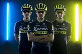 orica scott team