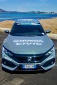 2017 - Honda è Sponsor e Auto & Moto Ufficiale del 100° Giro d'Italia