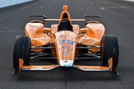McLaren Honda Andretti Livery Unveil