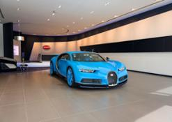 01 Showroom Bugatti UAE Dubai
