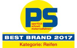 Logo PS Best Brand 2017