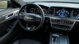 Genesis G80 Sport B-roll - Interior-HD 1080p