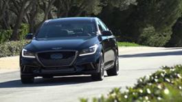 Genesis G80 Sport B-roll - Running Footage-HD 1080p
