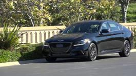 Genesis G80 Sport B-roll - Static Exterior  Engine-HD 1080p