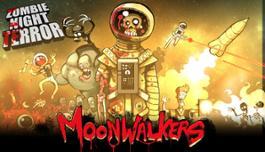 zombie night terror - moonwalkers update key art