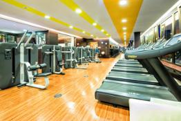 Fitness Center by Alfred Tschager