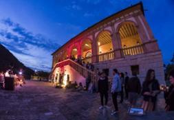 Villa dei Vescovi, Luvigliano di Torreglia (PD) - Foto Stefano Crove 2016 ©FAI - Fondo Ambiente Italiano