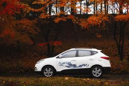 hyundai ix35 fuel cell highres