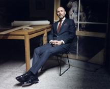 Fig.6 Portrait of Glenn Brown